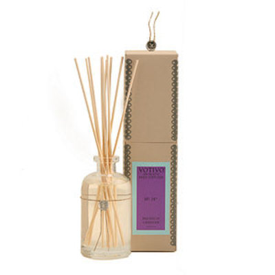 Votivo Reed Diffuser, Breath of Lavender, 7.3 oz