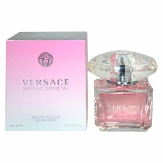 Versace Bright Crystal 3 oz Eau de Toilette Spray