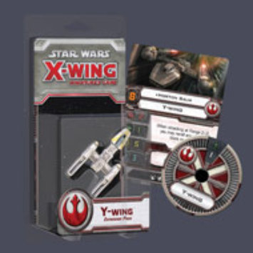 Fantasy Flight Games X-Wing Y-Wing Expansion Pack