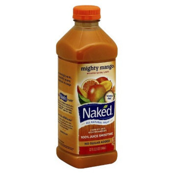 Naked Mighty Mango All Natural Fruit Juice Smoothie 32 oz