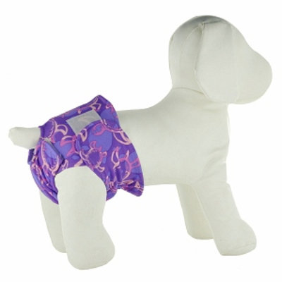PlayaPup Dog Diaper for Incontinence/House Training