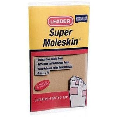 Antifungal Leader Moleskin Pads 3 ct.