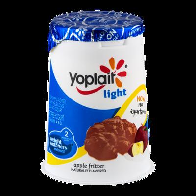 Yoplait® Light Fat Free Yogurt Apple Fritter Yogurt