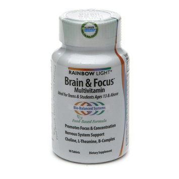 Rainbow Light Brain & Focus