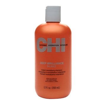 CHI Deep Brilliance Balance Instant Neutralizing Shampoo