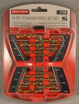 Disston Company DISSTON COMPANY Craftsman 14 pc Titanium Flip Out Case - DISSTON COMPANY