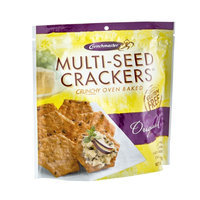 Crunchmaster Multi-Seed Original Crackers