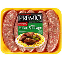Premio Foods Inc.: Mild w/Real Imported Fennel Italian Sausage, 20 Oz