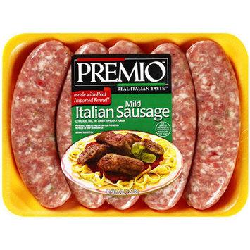 Premio Foods Inc.: Mild w/Real Imported Fennel Italian Sausage, 20 Oz