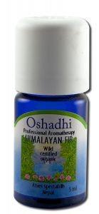 Oshadhi - Rare Essential Oils, Fir, Himalayan 5 mL