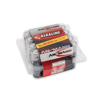 Ansmann 5015548 Ansmann Bulk AA Alkaline Batteries 20 -Pack