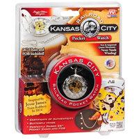 Telebrands Pocket Watch, Kansas City Railroad, 1 ea