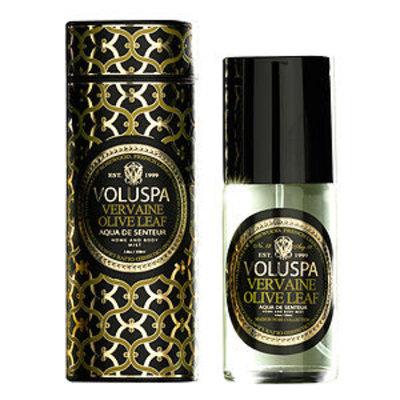 Voluspa Room and Body Spray, Vervaine Olive Leaf, 3.8 oz