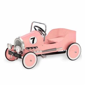 Morgan Cycle Retro Pedal Car, Pink, 1 ea