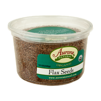 Aurora Natural Organic Flax Seeds