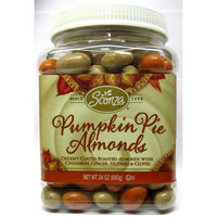 Sconza Pumpkin Pie Almonds 24 oz