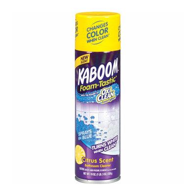 Kaboom Foam-Tastic Citrus Scent Bathroom Cleaner