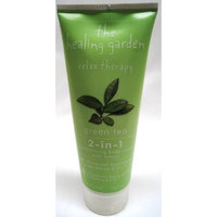 The Healing Garden Green Tea, Relax Therapy 2-in-1 (Wash + Lotion)