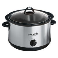 Crock Pot Crock-Pot Slow Cooker 4.5-qt.