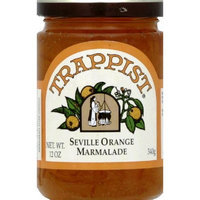 Trappist Preserves Seville Orange Marmalade 12.0 oz jar (Pack of 3)