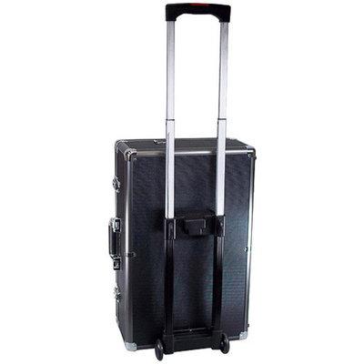 Ape Case APE CASE ACHC5700 Aluminum Wheeled Hard Case Exterior Dim: 23.5inL X 15inW X 7.25inH PK Interior Dim