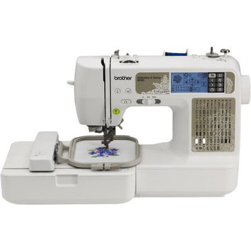 Brother International Brother SE425 Computerized Sewing and Embroidery Machine (Refurbished)