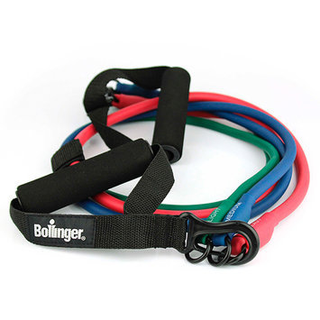 Alliance Sports Group Lp Bollinger Fitness 3-in-1 Adjustable Resistance Band