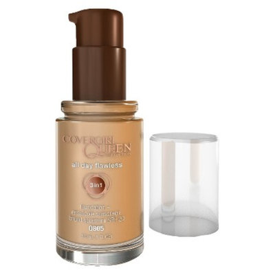 COVERGIRL Queen Collection All Day Flawless Foundation - Amber Glow