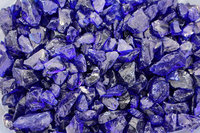 Cam Consumer Products, Inc. 25lb. Medium Cobalt Blue Landscape Fire Glass