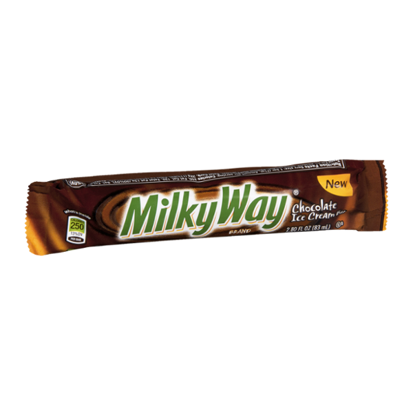 Milky Way Chocolate Ice Cream Bar