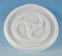 WINCUP L10S Disposable Lid, Straw Slot, PK1000