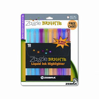 Kmart.com Zebra Zazzle Brights Highlighters