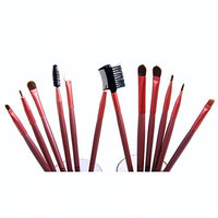 FASH Limited FASH Professional Brush set - 18 pc, For Eye Shadow, Blush, Eyeliner,eyebrow.....
