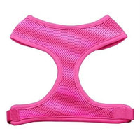 Mirage Pet Products Soft Mesh Dog Harnesses, Large, Pink