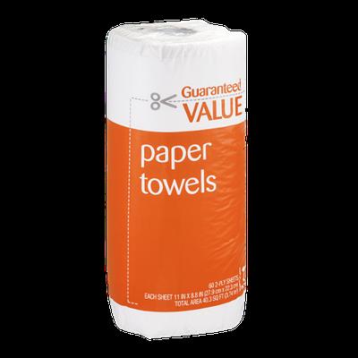 Guaranteed Value Paper Towels