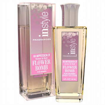 Instyle Fragrances An Impression Spray Cologne for WomenFlower Bomb