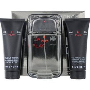 Givenchy Play Mens Gift Set 3 Piece, 1 set