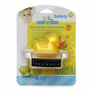 Safety 1st Playsafe Duck Bath Pal Thermometer