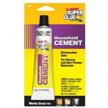 The Original Super Glue Corporation Household Cement