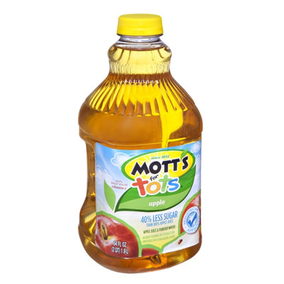 Mott's for Tots Apple Juice - 64oz