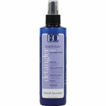 EO Products Everyday Detangler Spray French Lavender 8.4 fl oz