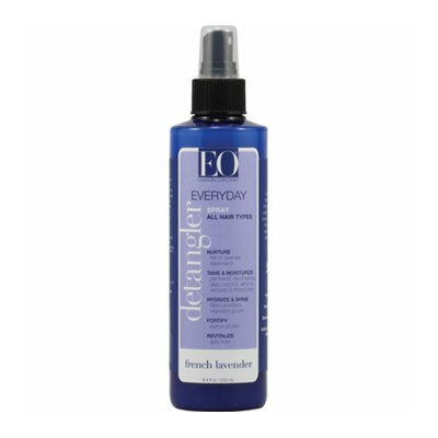 EO Products Everyday Detangler Spray French Lavender 8.4 fl oz