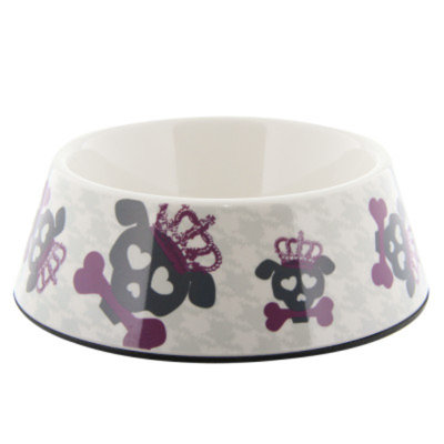 Top Paw Crown Dog Bowl