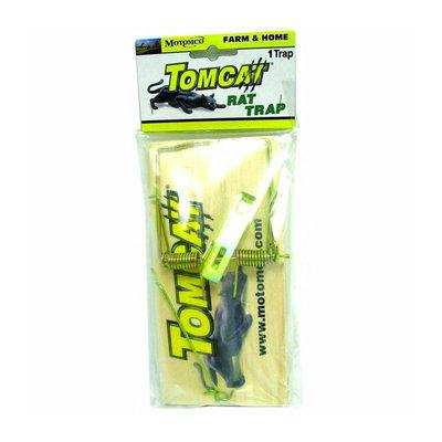 MOTOMCO LTD. Motomco 33529 Tomcat Wooden Rat Trap