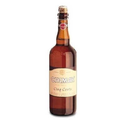 Chimay Cinq Cents White 26oz