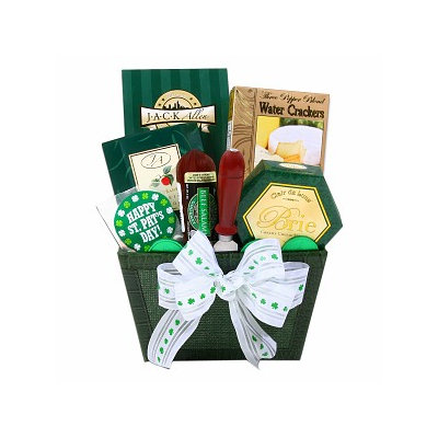 Alder Creek Gifts St. Patrick's Day Gourmet Gift