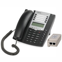 Powerdsine 6730i-PD-3501G/AC SIP VoIP Phone With 1 Port POE Injector