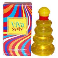 Women's Samba Viva by Perfumer's Workshop Eau de Toilette Spray - 3.3