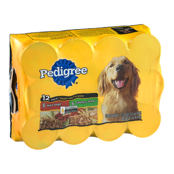 Pedigree Dog Food Choice Cuts In Gravy - 12 CT