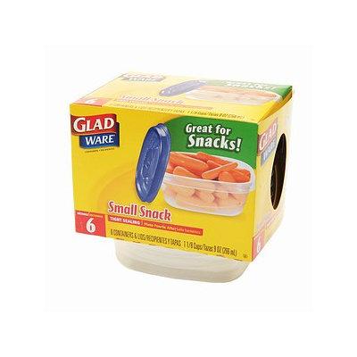 Gladware Small Snack Containers (9oz)